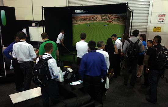 蓬勃发展的高尔夫已不仅仅局限于一项体育运动,他所带给大家的绿色、健康、时尚的概念已形成一种生活方式,因而,当前室内高尔夫(模拟高尔夫)已不仅是球场、练习场的独特配置,商务会谈、活动企划、比赛等等都需要室内高尔夫的元素。本公司可根据客户使用要求,场地,空间等,提供配套室内高尔夫租赁业务.